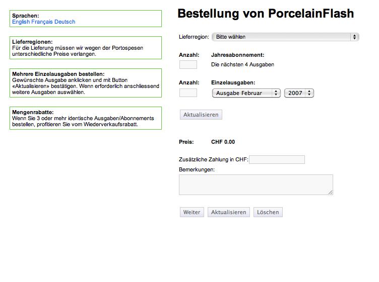 porcelain flash payment gateway customweb gmbh. Black Bedroom Furniture Sets. Home Design Ideas